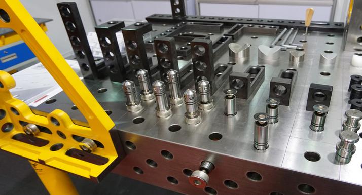 焊接技术与焊接工装夹具对汽车生产质量的影响